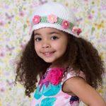 Easter Parade Hat Free Crochet Pattern