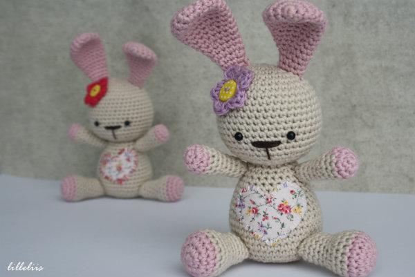 Funny Bunny Free Crochet Pattern