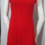 Gina Dress Free Crochet Pattern