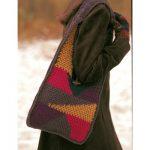Patons Patchwork Purse Free Crochet Pattern