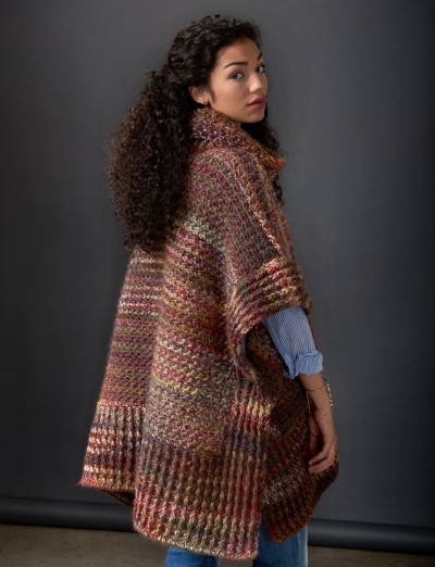 Patons Tweed Under Wraps