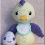 Pot Belly Baby Chicklet Free Crochet Pattern