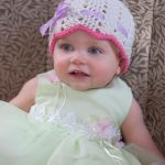 Pretty Enough for Easter Hat