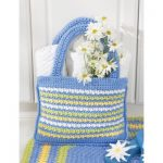 crochet tote bag pattern free