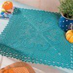 Square Doily Crochet Pattern