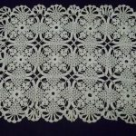 Square Motif Lace Doily Pattern