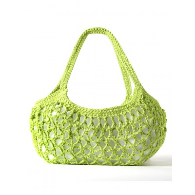 Stylish Market Bag Crochet Pattern