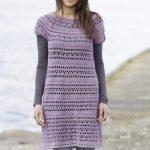Toulouse Free Crochet Dress Pattern