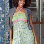 Webby Sundress or Skirt Free Crochet Pattern