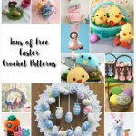 Free Easter Crochet Patterns https://www.crochetkingdom.com