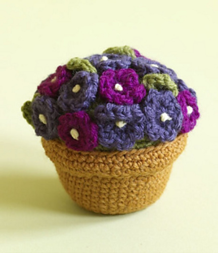 Amigurumi Flower Tutorial : 12 Amazing Free Crochet 3D Flower Patterns to Love and Make