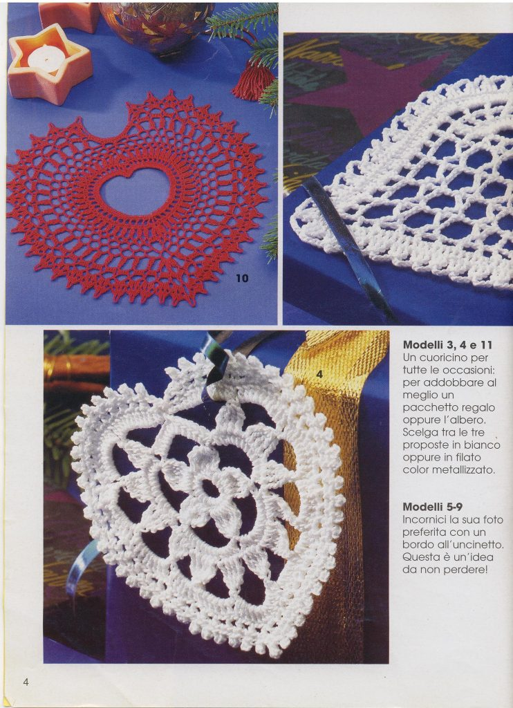 Crochet Heart Patterns  U22c6 Page 3 Of 7  U22c6 Crochet Kingdom  34