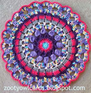 Free Crochet Mandala Patterns