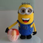 Despicable Me Minion Crochet Pattern