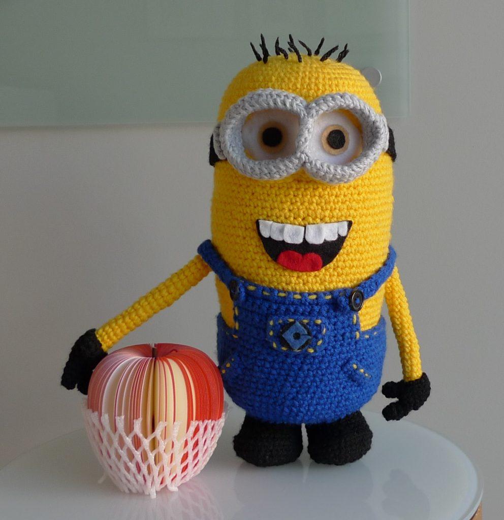 Despicable Me Minion Crochet Pattern