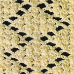 Diamond Crochet Stitch Free