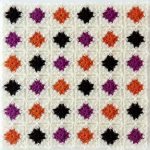 Crochet Continuous Little Squares
