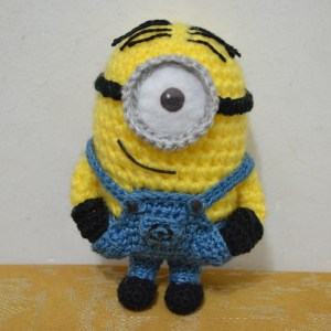 Minion free crochet pattern collection ideas youll love crochet minion stuart pattern dt1010fo