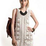 Tank Style Summer Dress Crochet Pattern