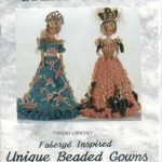 Crochet Beaded Doll Gown Patterns