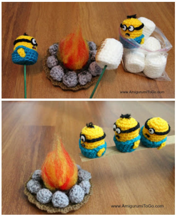 Minion Free Crochet Pattern Collection Ideas You'll Love