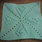 Caring Hearts Square Free Crochet Pattern