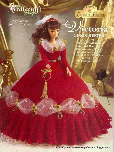 Free Crochet Patterns For Barbie Clothes Archives ⋆ Page 3