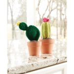 Crochet Cacti Free Pattern