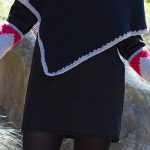 Fingerless Mittens Free Crochet Pattern