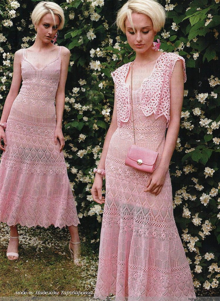 Lace Dress Crochet Patterns Archives Crochet Kingdom 14 Free