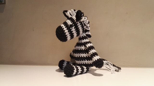 Zaza The Zebra Free Amigurumi Crochet Pattern Crochet Kingdom