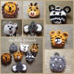 Zoo Animals Softies Free Crochet Pattern