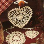 Dainty Hearts Crochet Pattern