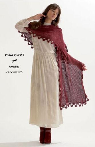 Beautiful Crochet Shawl Free Pattern