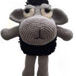 Black Sheep Free Crochet Pattern
