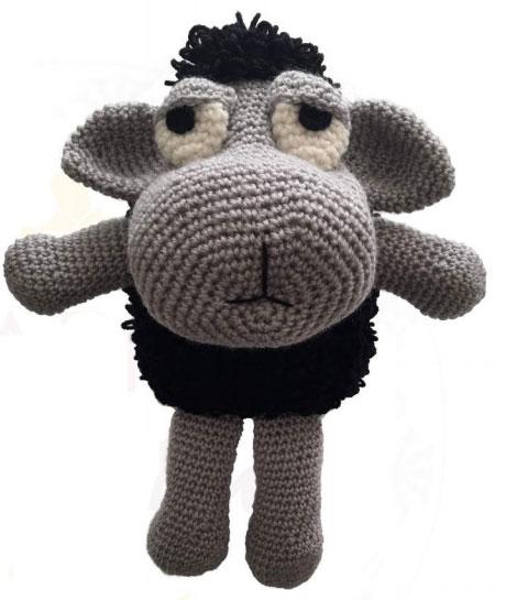 Black Sheep Free Crochet Pattern Crochet Kingdom