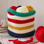 Basket Free Crochet Pattern