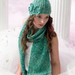 Crochet Hat and Scarf Set Free Pattern
