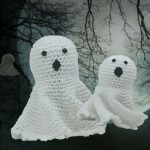 Halloween Ghost Free Crochet Pattern