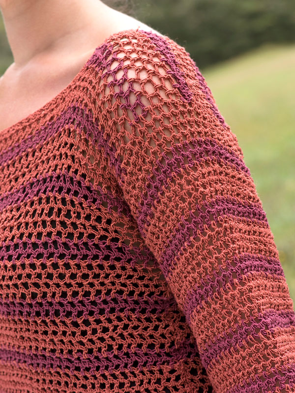 Paruma Free Crochet Top Pattern