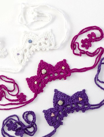 Princess Wand & Tiara Free Crochet Pattern