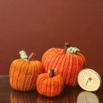 Sweater Pumpkin Free Crochet Pattern