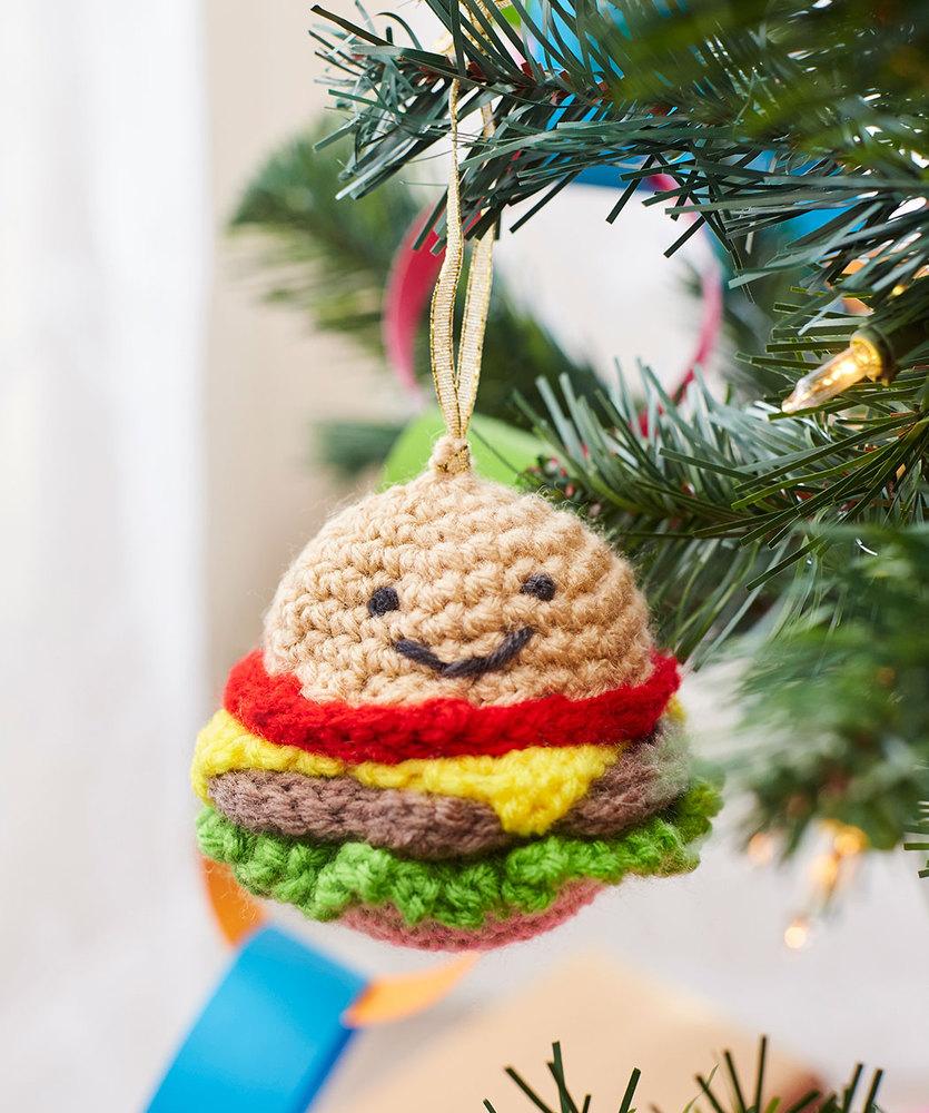 free crochet hamburger patterns Archives ⋆ Crochet Kingdom (4 free ...