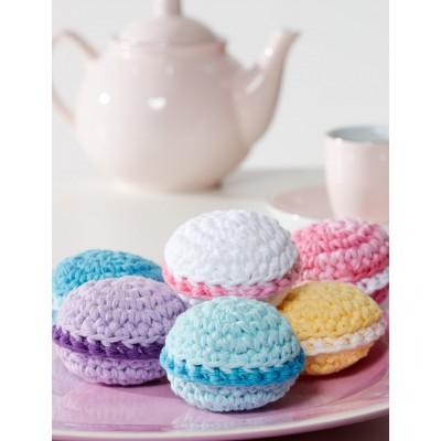 Macarons Free Crochet Pattern