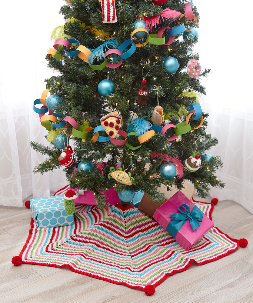 Christmas Tree Skirt Crochet Pattern Archives Crochet Kingdom 1