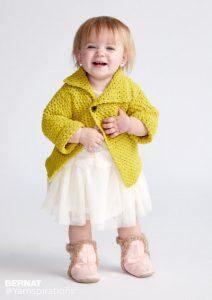 Taking Sides Crochet Cardigan Free Pattern