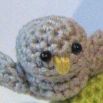 Bird Free Amigurumi Crochet Pattern