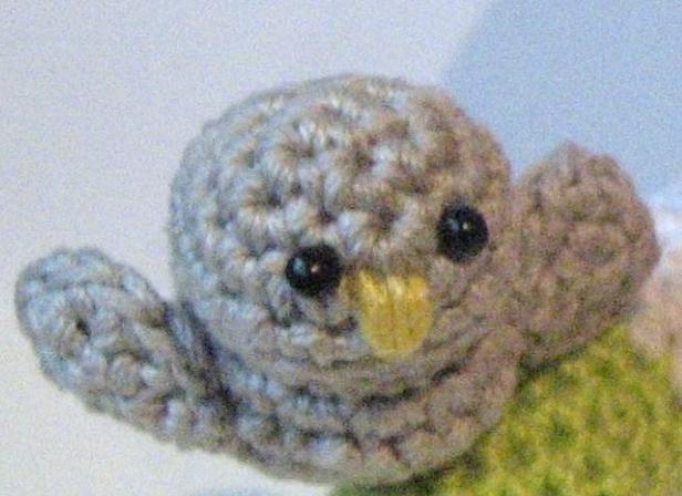 Realistic Birds: Free Crochet Patterns | 448x616