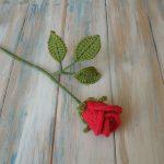 Crochet Realistic Roses Tutorial