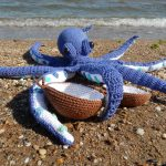 Octopus Paul Free Amigurumi Crochet Pattern